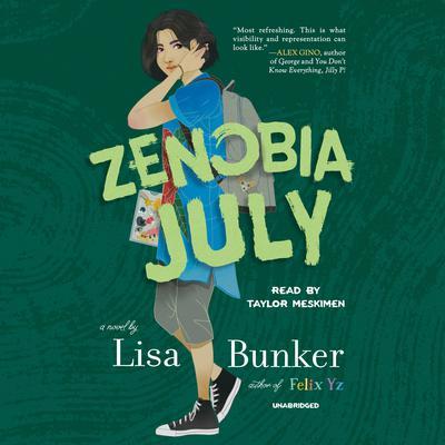 Zenobia July Audiobook, by Lisa Bunker