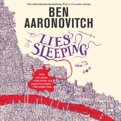 Lies Sleeping Audiobook, by