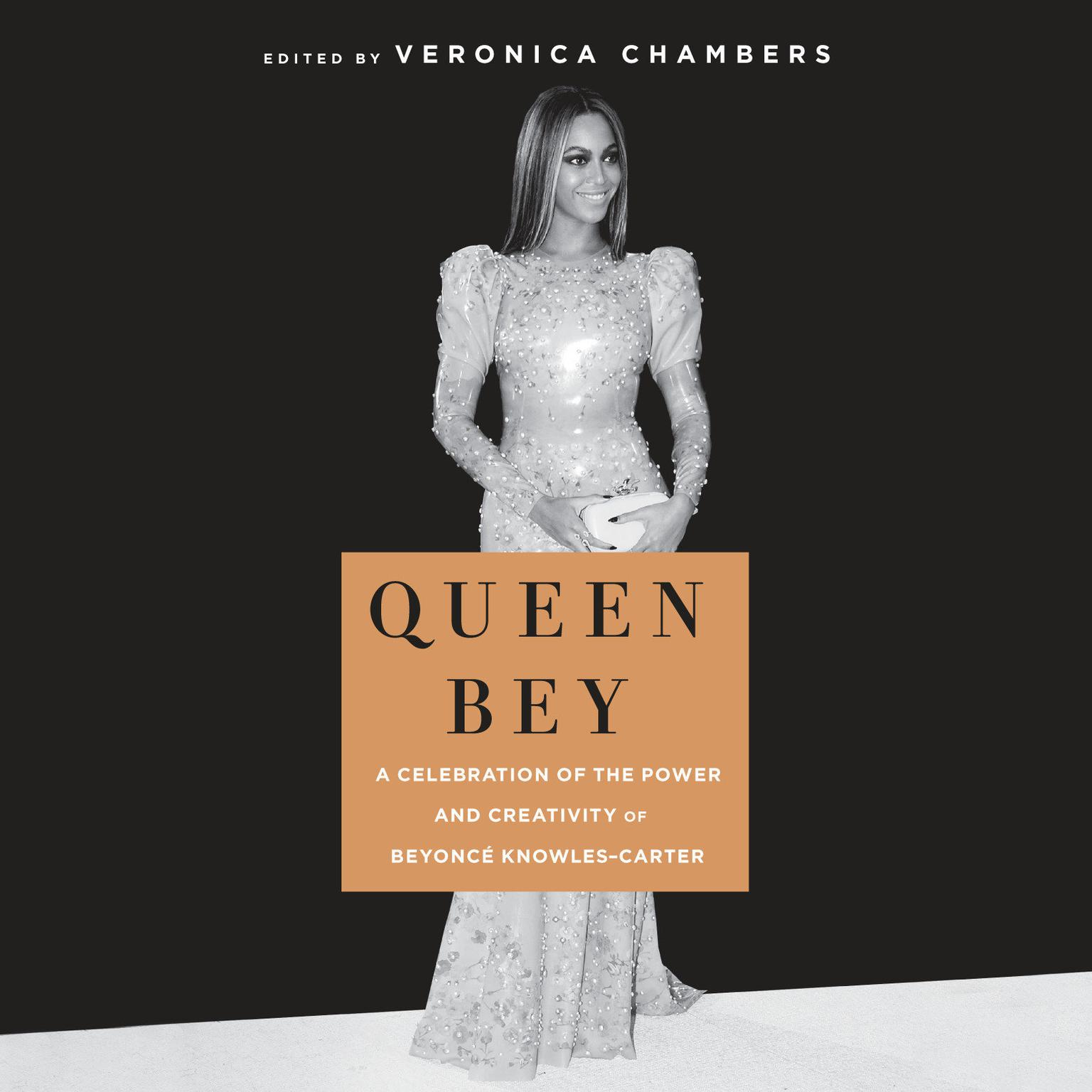 Printable Queen Bey: A Celebration of the Power and Creativity of Beyoncé Knowles-Carter Audiobook Cover Art