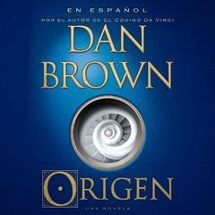 Origen Audiobook, by Dan Brown