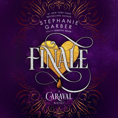 Finale: A Caraval Novel Audiobook, by Stephanie Garber