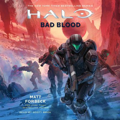 Halo: Bad Blood Audiobook, by