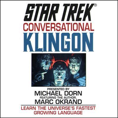 Star Trek: Conversational Klingon Audiobook, by Marc Okrand