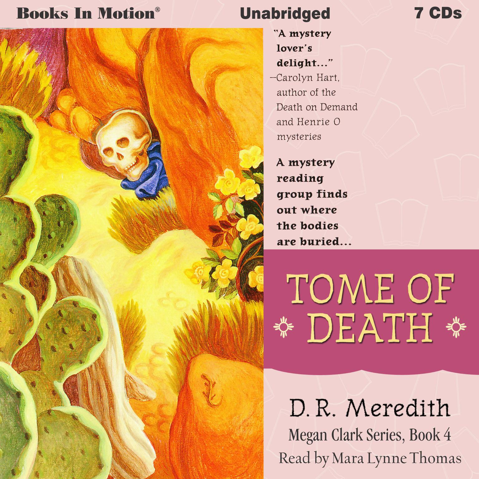 Tome of Death Audiobook, by D.R. Meredith