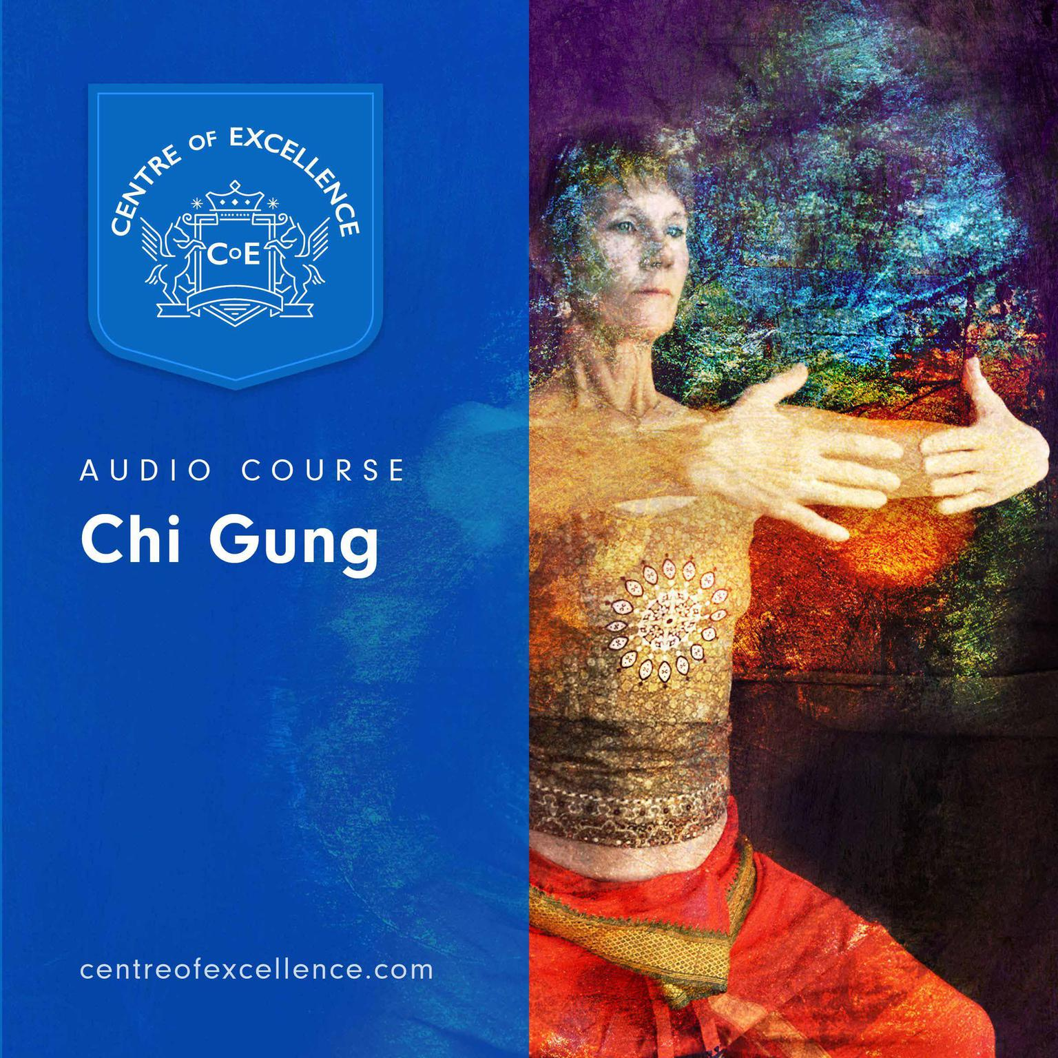 Printable Chi Gung Audiobook Cover Art