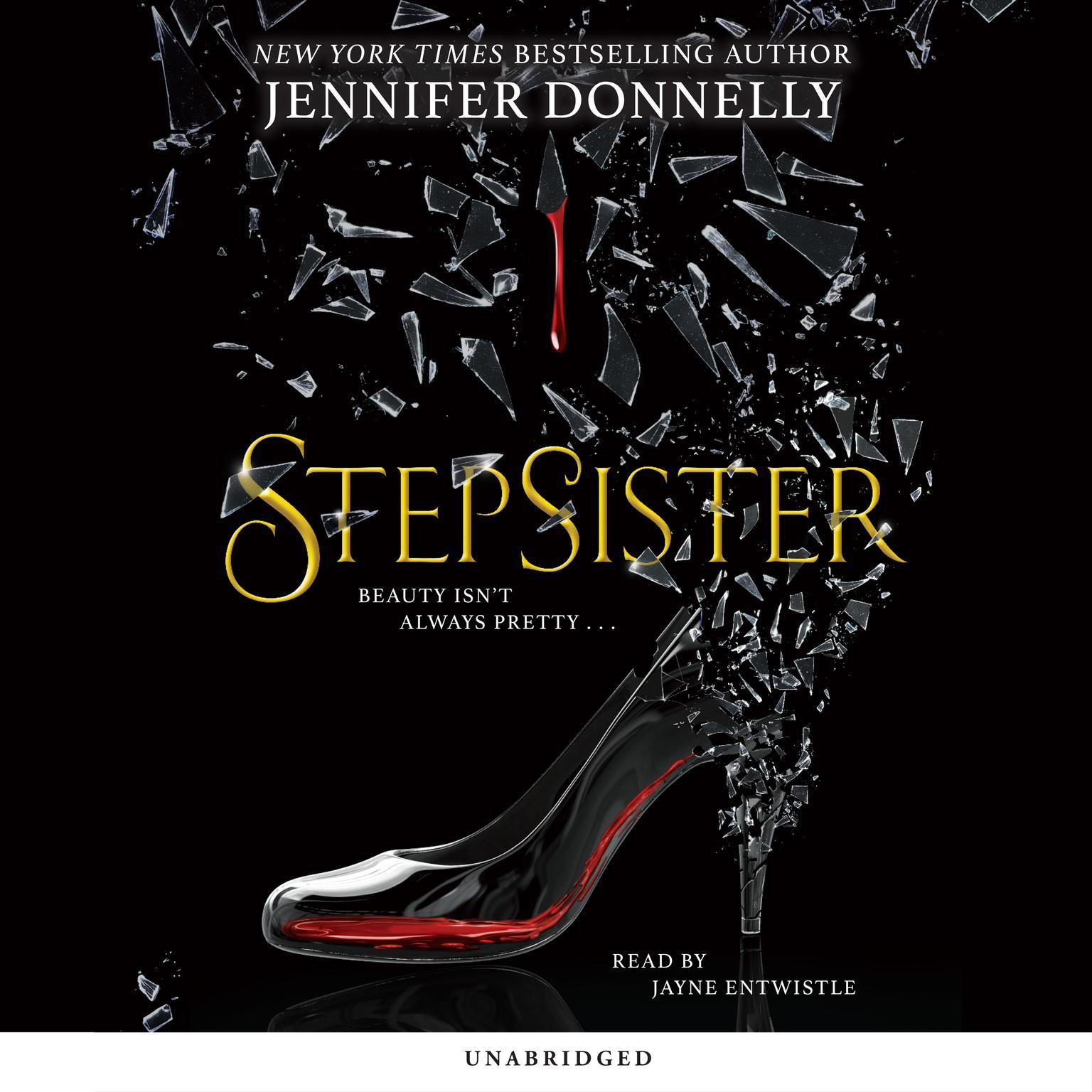 Printable Stepsister Audiobook Cover Art