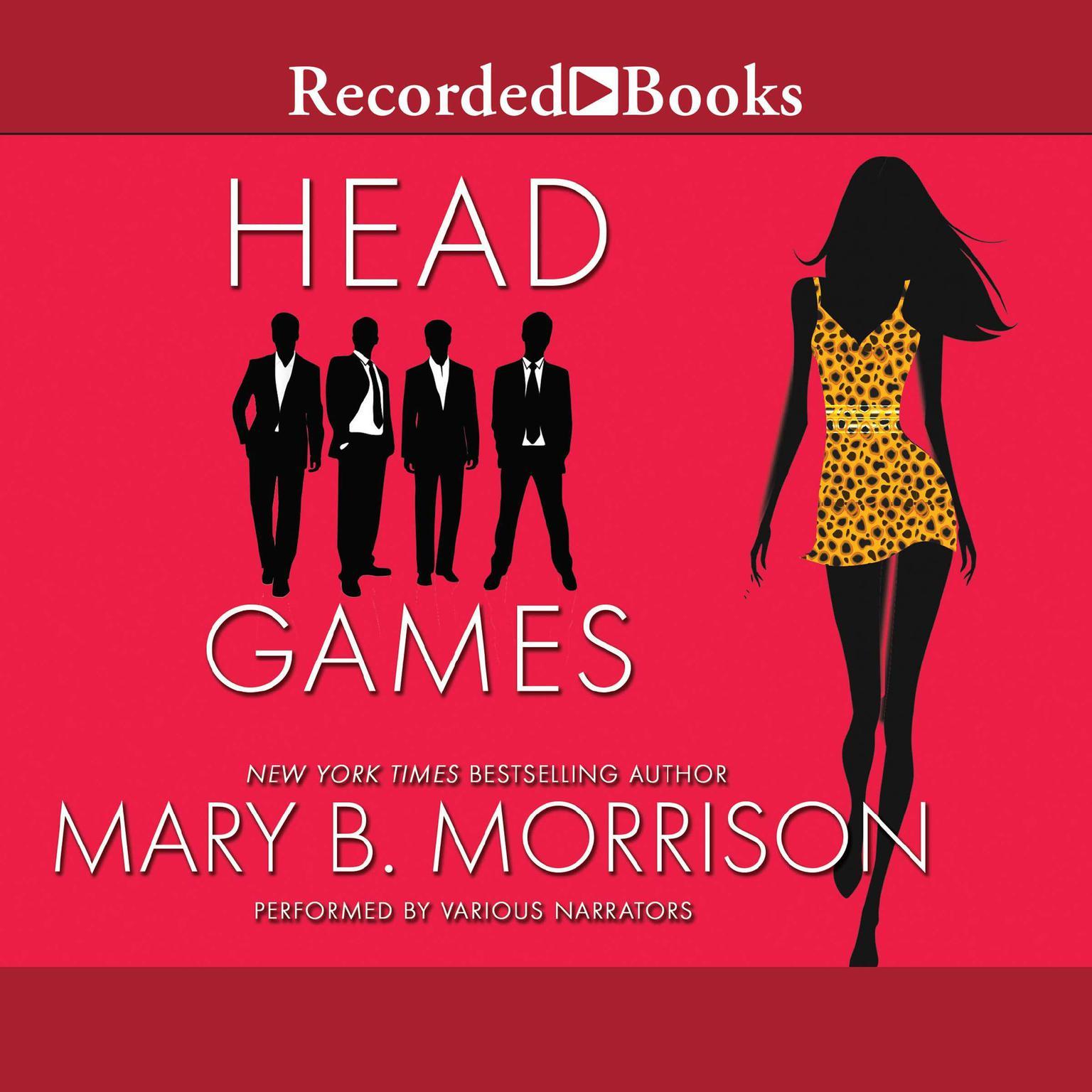 Printable Head Games Audiobook Cover Art