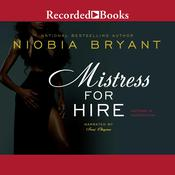 Mistress for Hire Audiobook, by Niobia Bryant