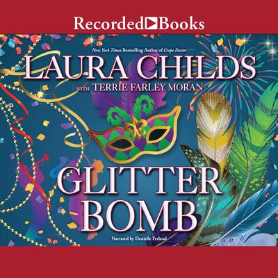 Glitter Bomb Audiobook, by Laura Childs