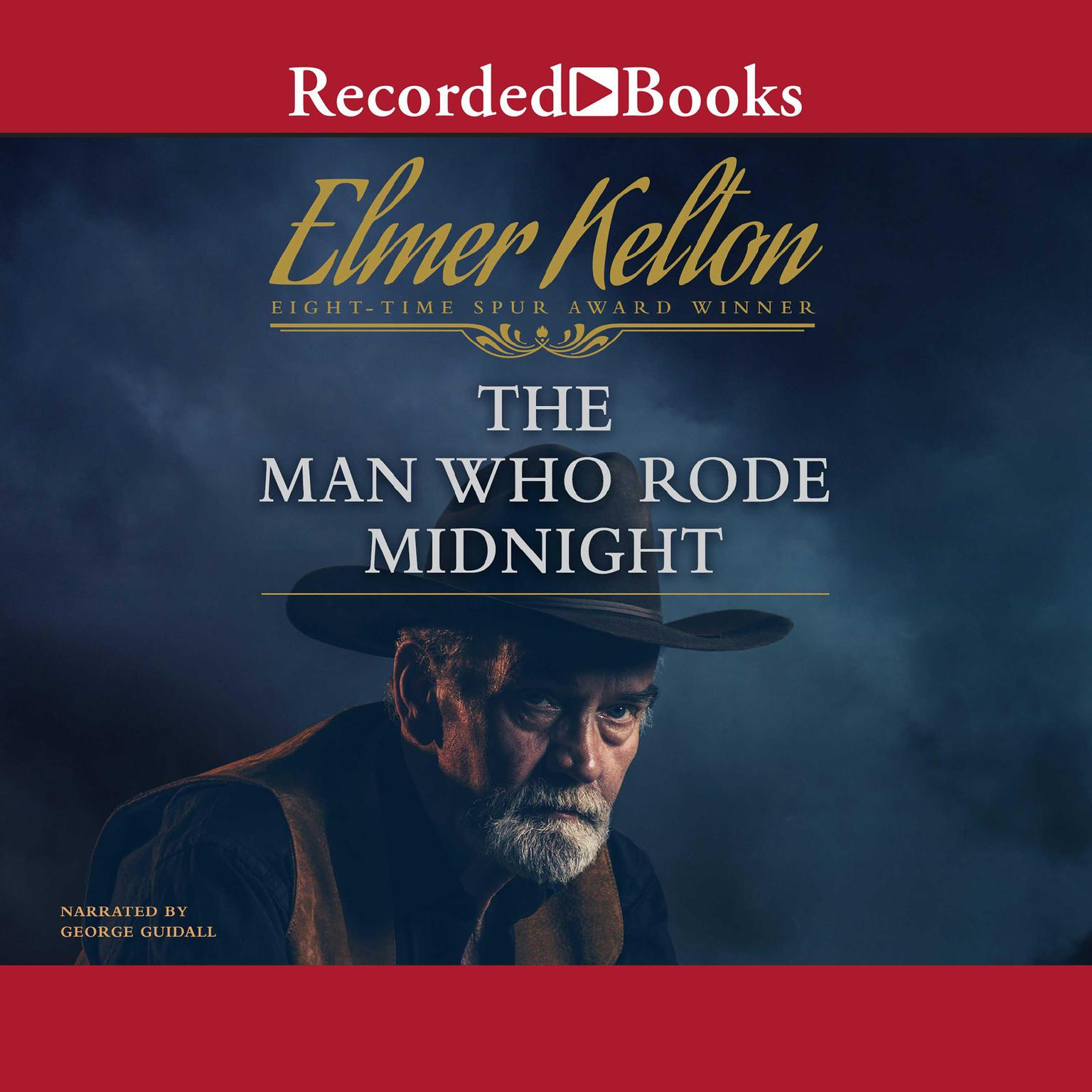 Printable The Man Who Rode Midnight Audiobook Cover Art