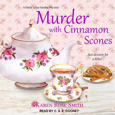 Murder with Cinnamon Scones Audiobook, by Karen Rose Smith