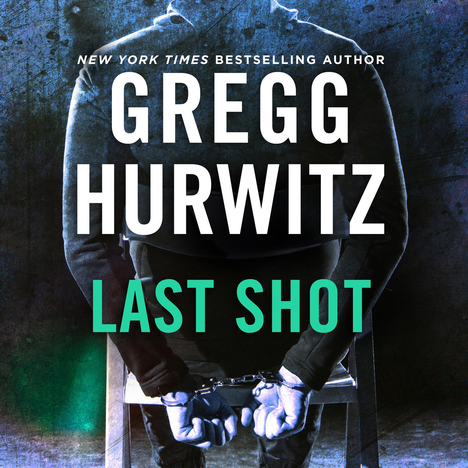 Printable Last Shot Audiobook Cover Art