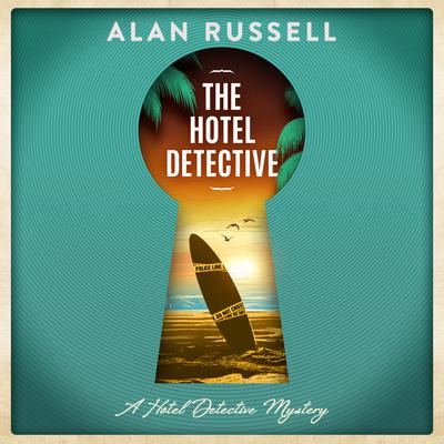 The Hotel Detective Audiobook, by Alan Russell