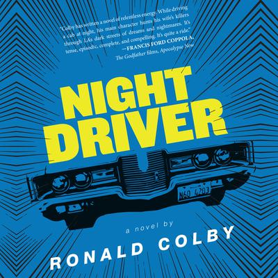 Night Driver Audiobook, by Ronald Colby