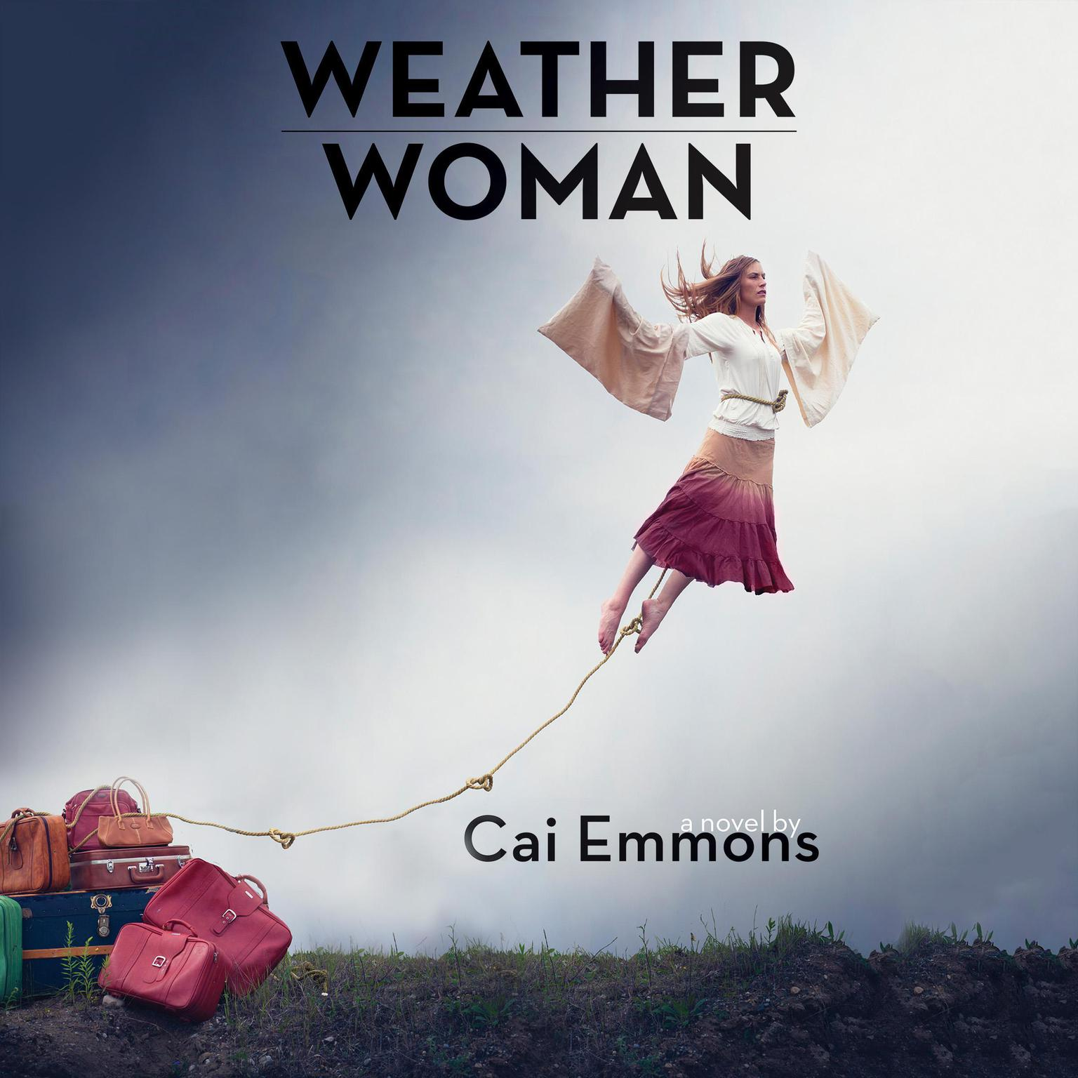 Printable Weather Woman Audiobook Cover Art