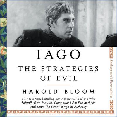 Iago: The Strategies of Evil Audiobook, by Harold Bloom