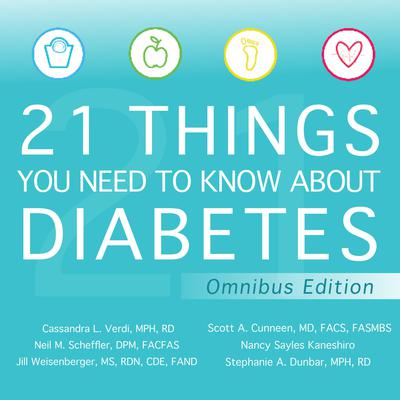 21 Things You Need to Know About Diabetes Omnibus Edition Audiobook, by Jill Weisenberger