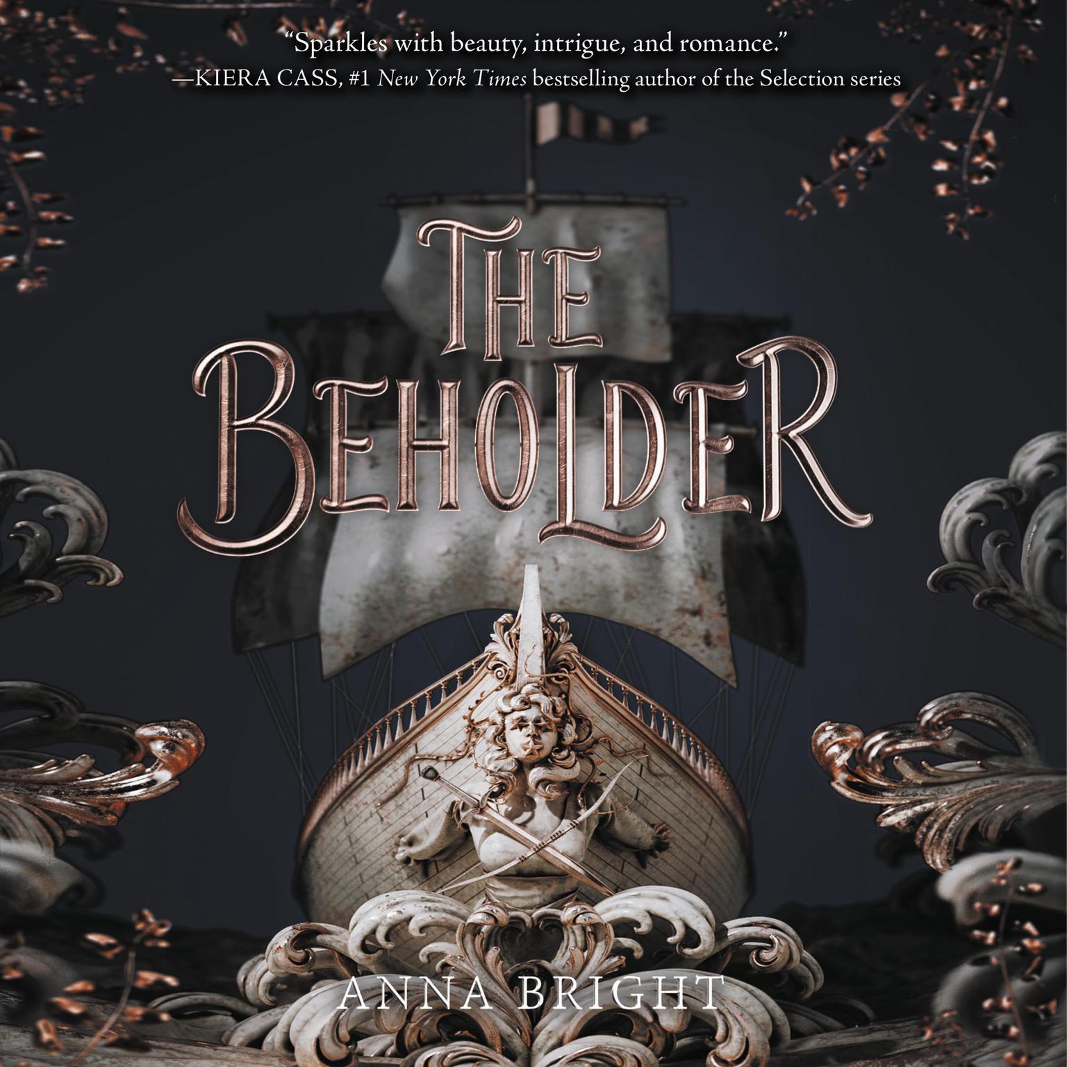Printable The Beholder Audiobook Cover Art