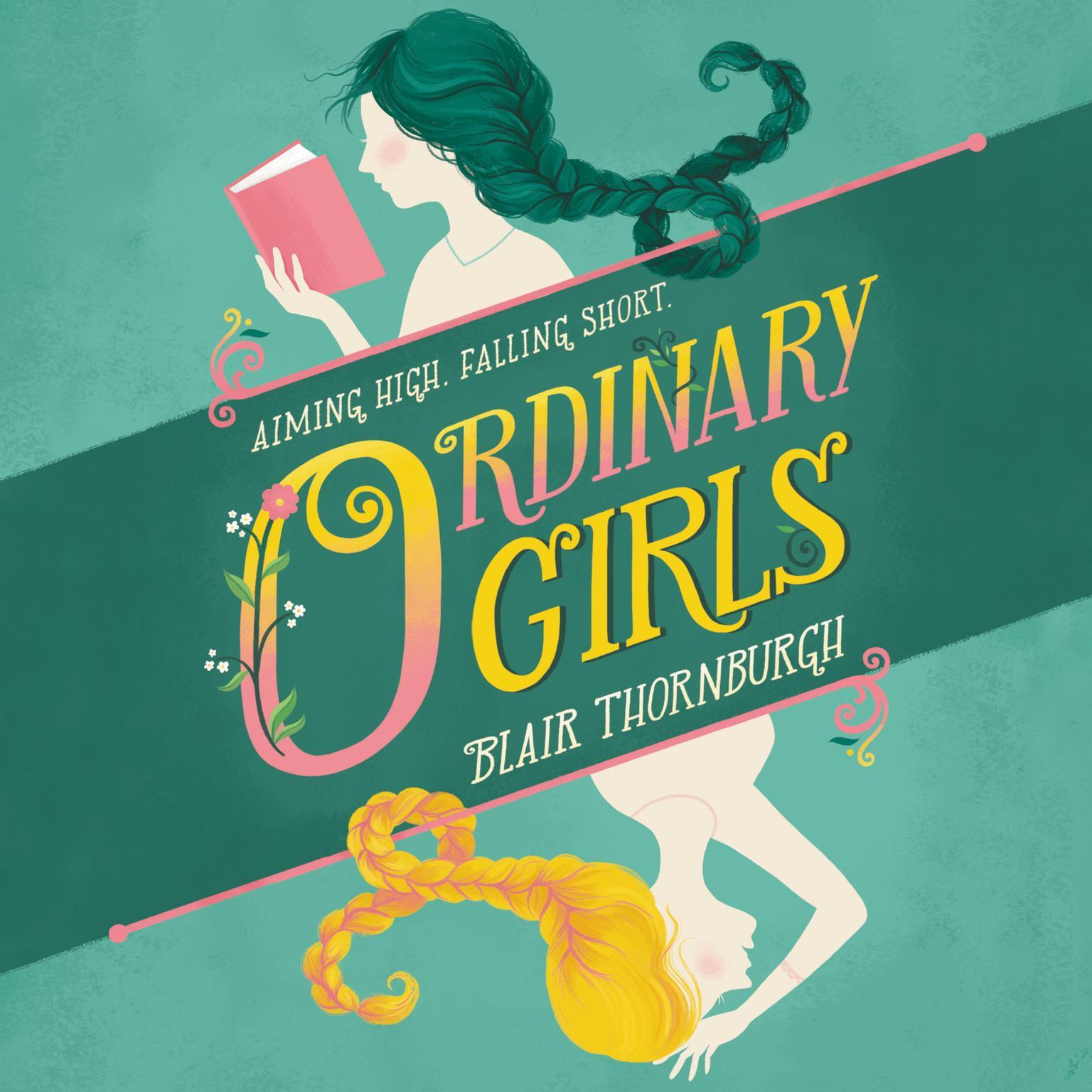 Printable Ordinary Girls Audiobook Cover Art