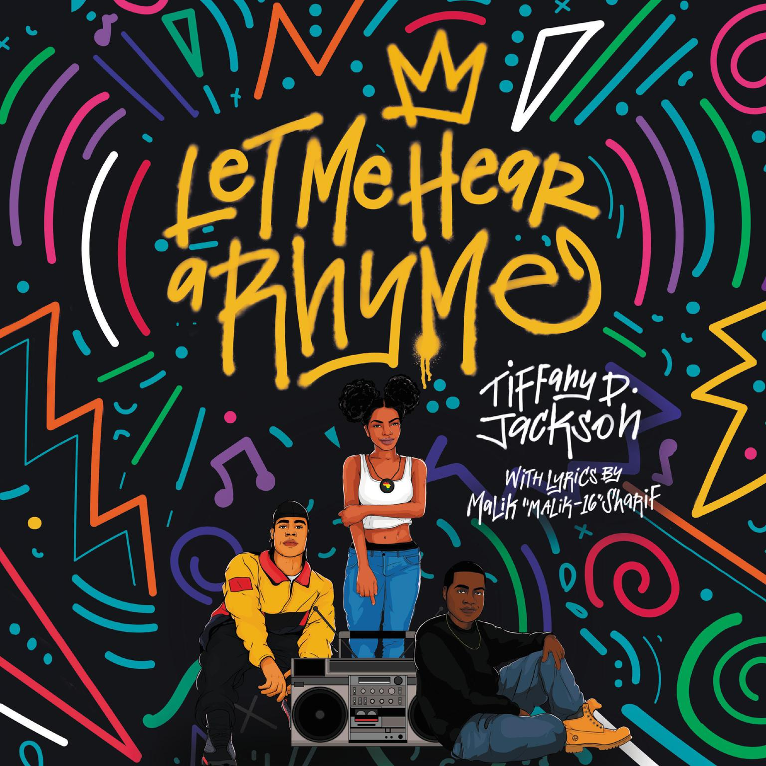 Let Me Hear a Rhyme - Audiobook | Listen Instantly!
