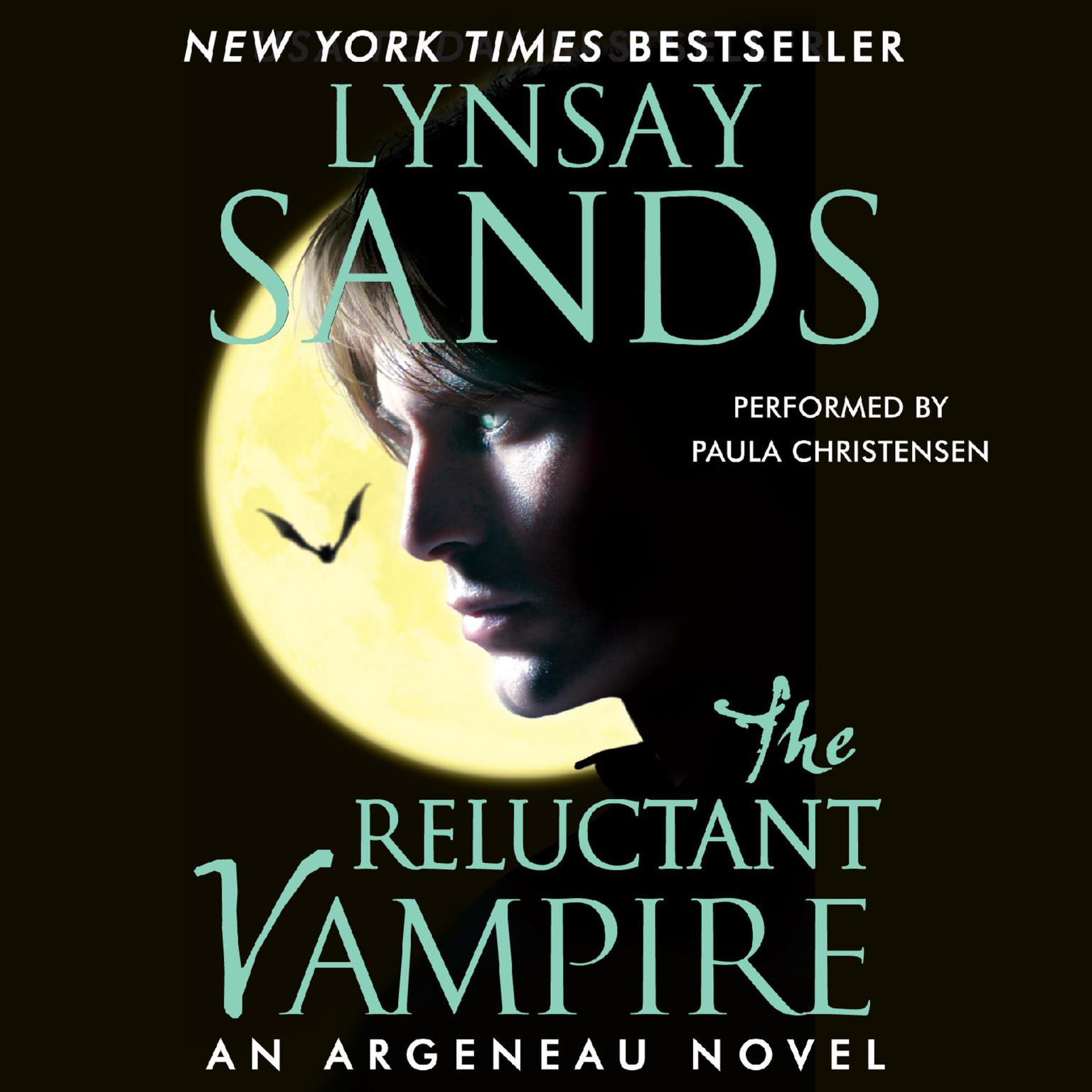Printable The Reluctant Vampire: An Argeneau Novel Audiobook Cover Art