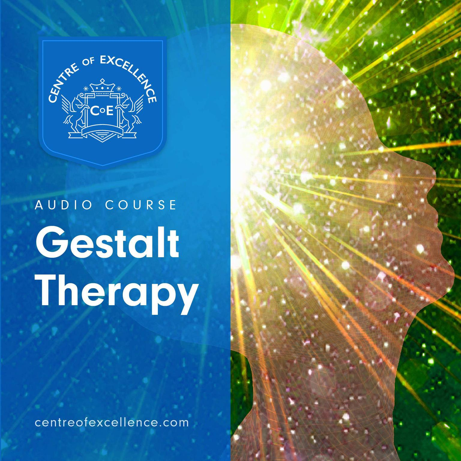 Printable Gestalt Therapy Audiobook Cover Art