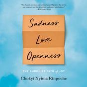 Sadness, Love, Openness: The Buddhist Path of Joy Audiobook, by Chokyi Nyima Rinpoche