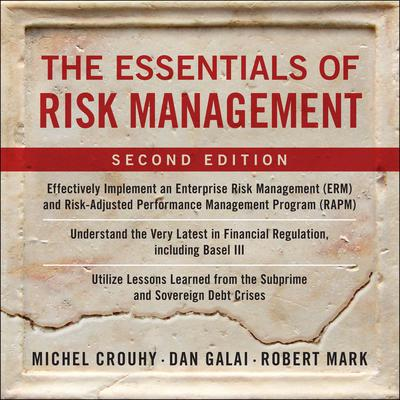 The Essentials of Risk Management, Second Edition Audiobook, by Michel Crouhy