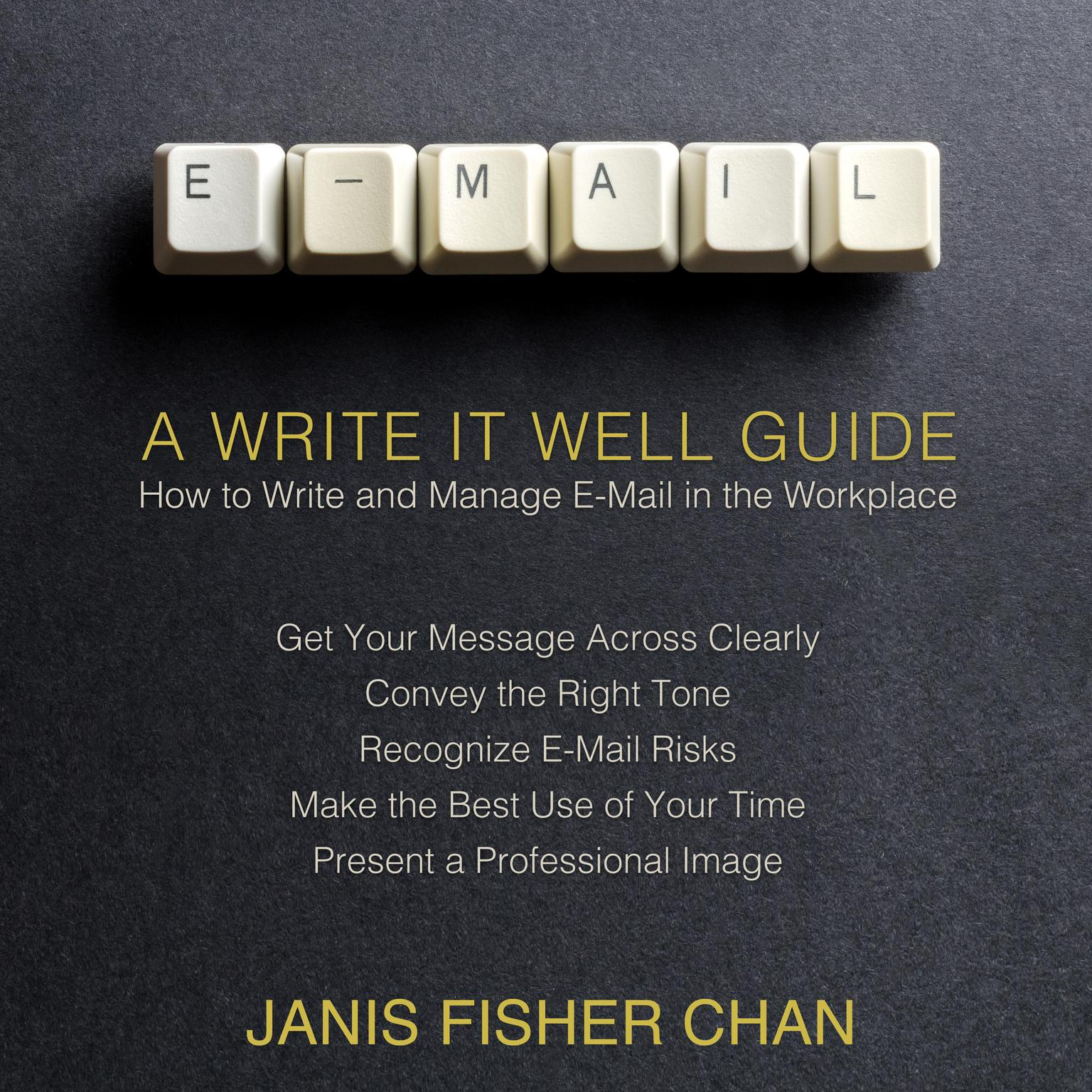 Printable E-Mail: A Write It Well Guide Audiobook Cover Art