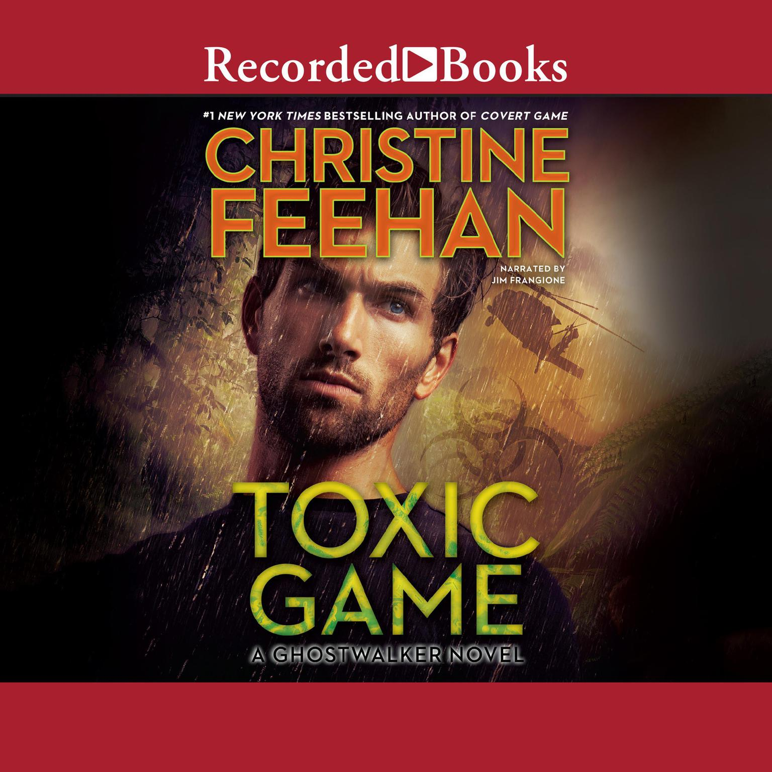 Printable Toxic Game Audiobook Cover Art