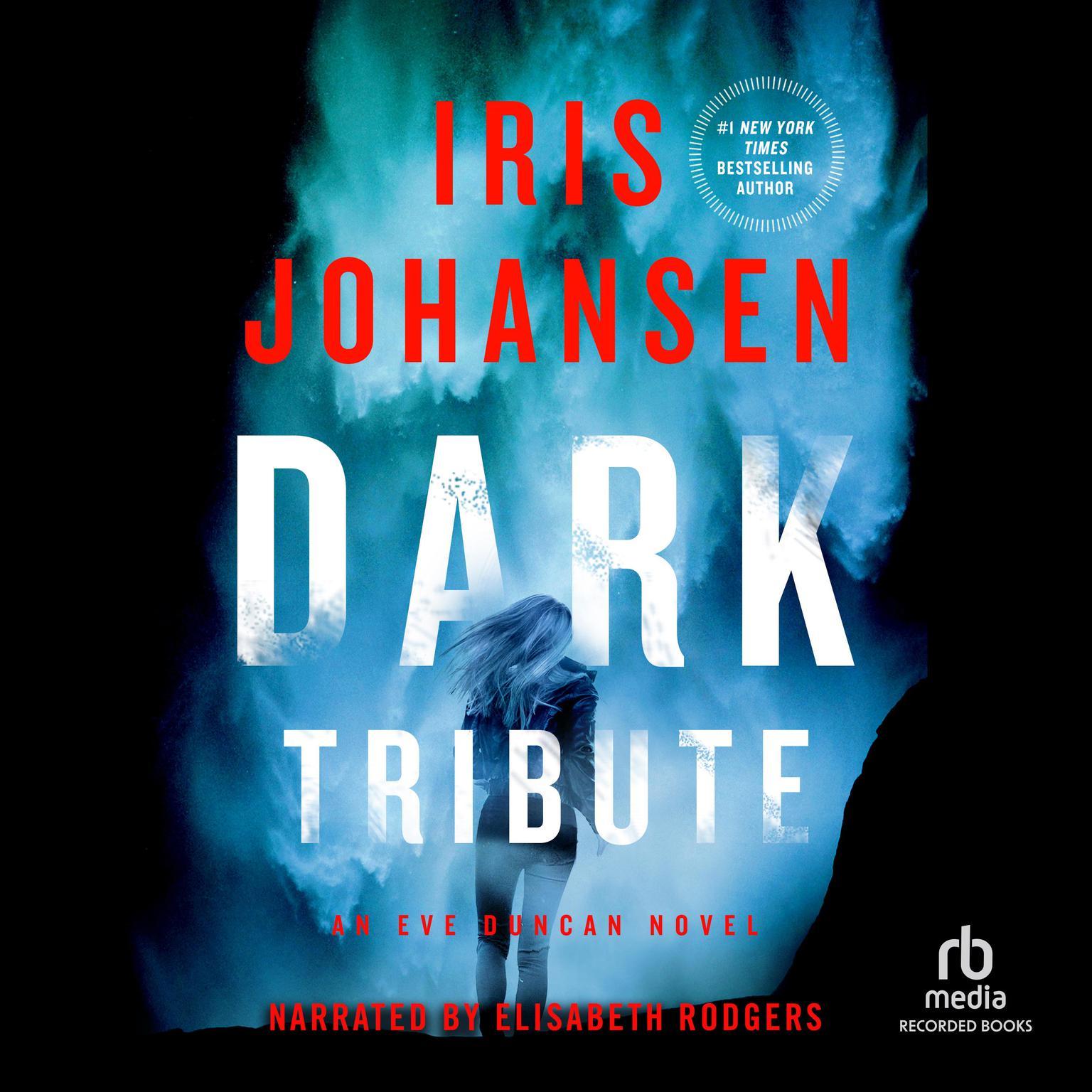 Printable Dark Tribute Audiobook Cover Art