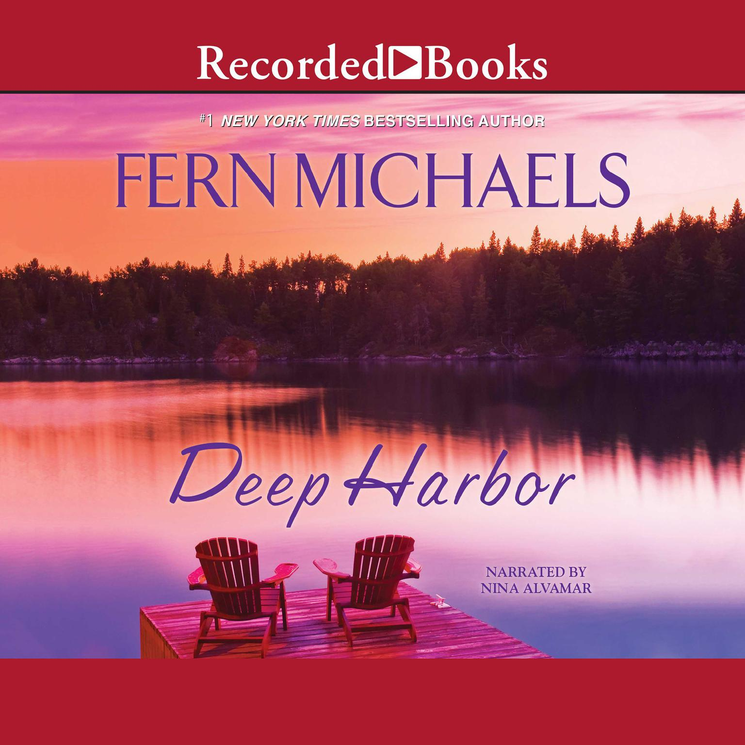 Printable Deep Harbor Audiobook Cover Art