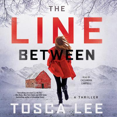 The Line Between: A Novel Audiobook, by