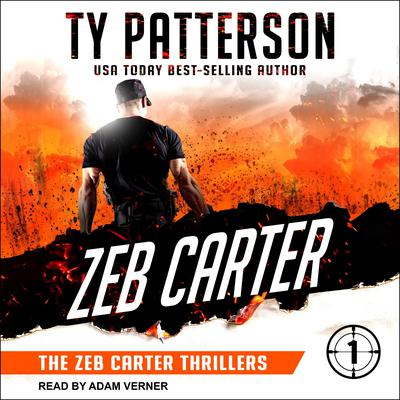 Zeb Carter Audiobook, by Ty Patterson