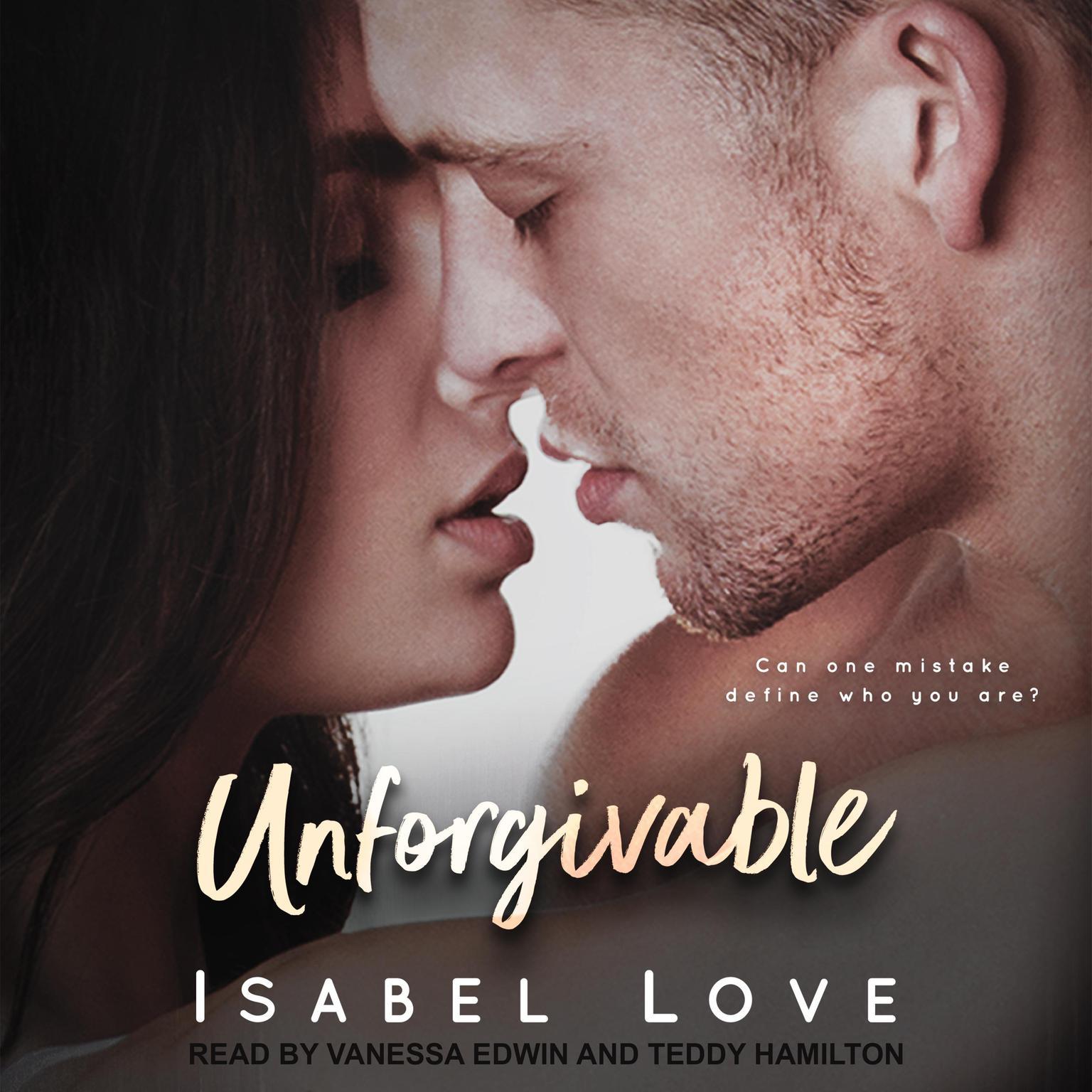 Unforgivable Audiobook, by Isabel Love