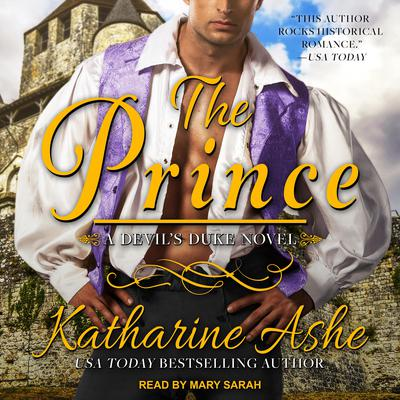 The Prince Audiobook, by Katharine Ashe