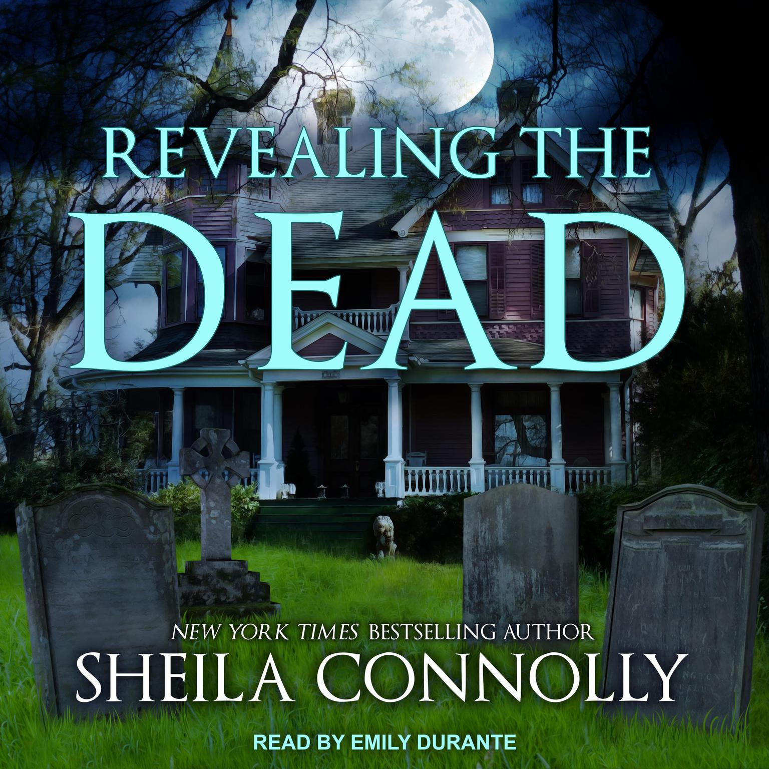 Revealing the Dead Audiobook, by Sheila Connolly