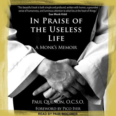In Praise of the Useless Life: A Monk's Memoir Audiobook, by Paul Quenon, OCSO