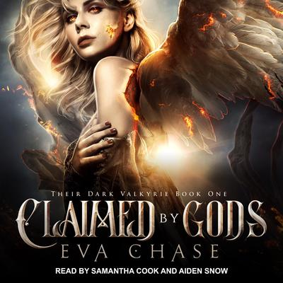 Claimed by Gods: A Reverse Harem Urban Fantasy Audiobook, by Eva Chase