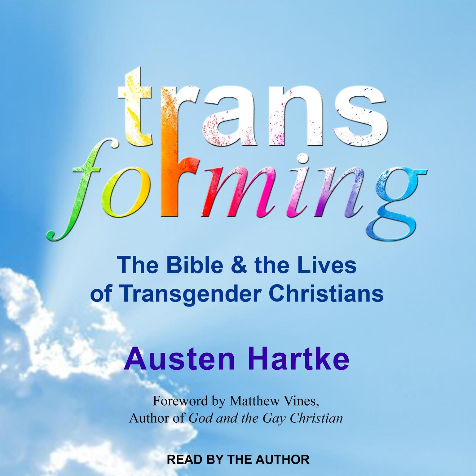 Printable Transforming: The Bible and the Lives of Transgender Christians Audiobook Cover Art
