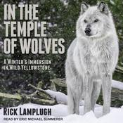In the Temple of Wolves: A Winter's Immersion in Wild Yellowstone Audiobook, by Rick Lamplugh
