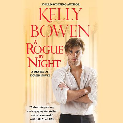 A Rogue By Night Audiobook, by Kelly Bowen