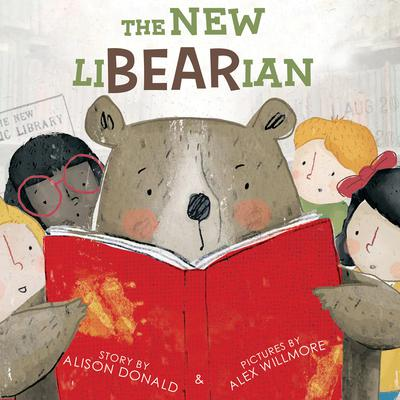 The New LiBEARian Audiobook, by Alison Donald