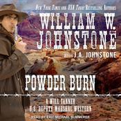 Powder Burn Audiobook, by J. A. Johnstone, William W. Johnstone