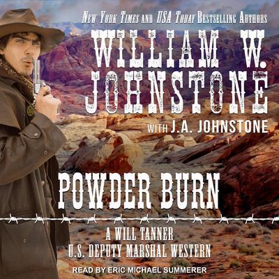 Powder Burn Audiobook, by J. A. Johnstone