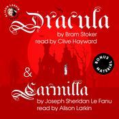 Dracula & Carmilla Audiobook, by Bram Stoker, Joseph Sheridan Le Fanu