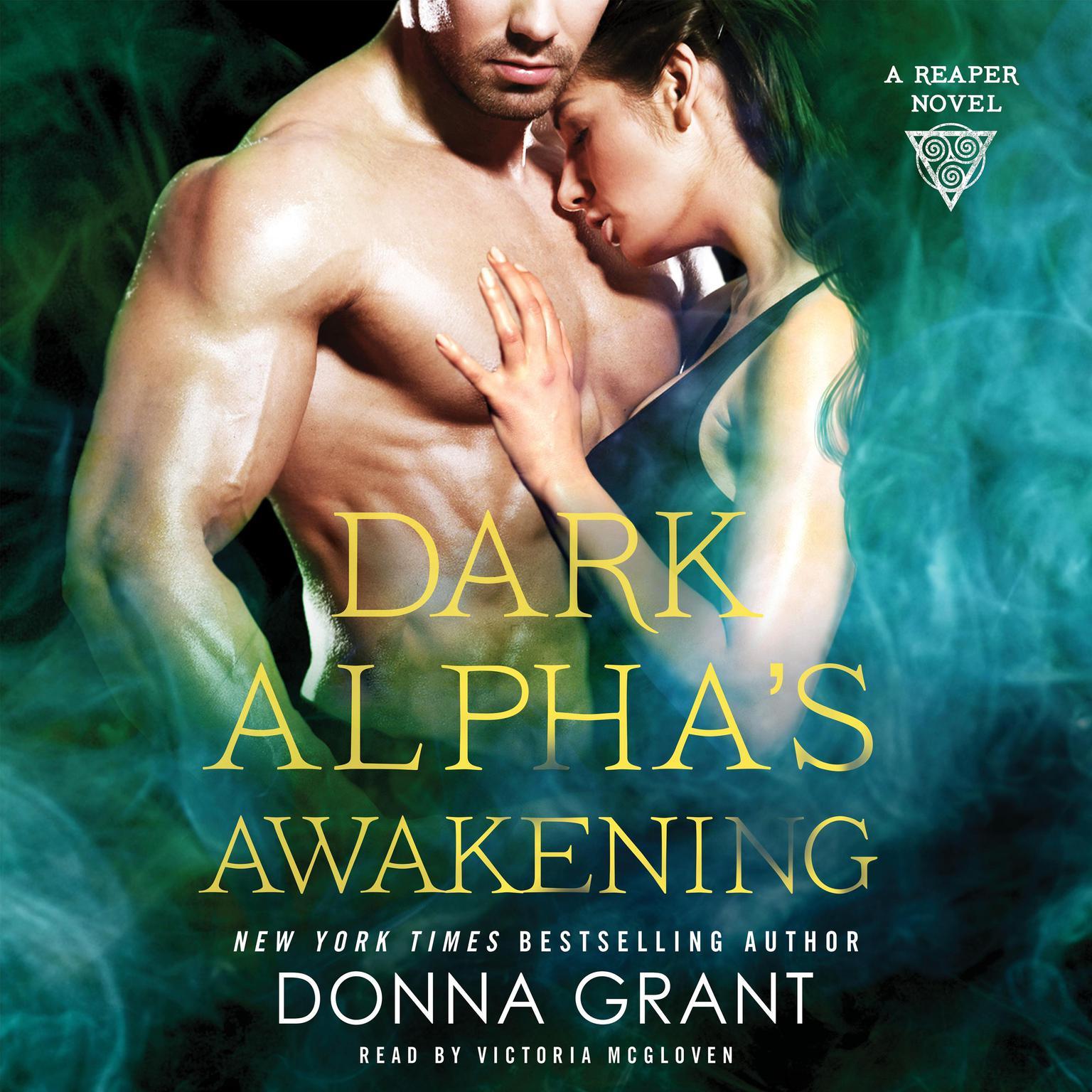 Printable Dark Alpha's Awakening: A Reaper Novel Audiobook Cover Art