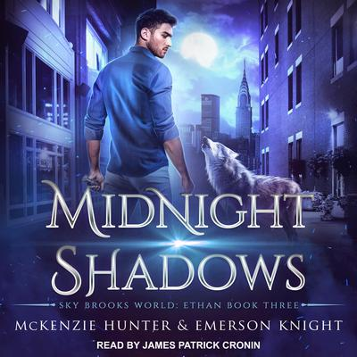 Midnight Shadows Audiobook, by Emerson Knight