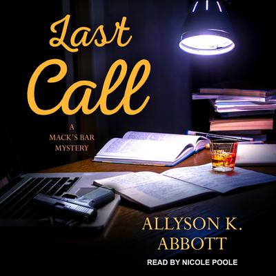 Last Call Audiobook, by Allyson K. Abbott