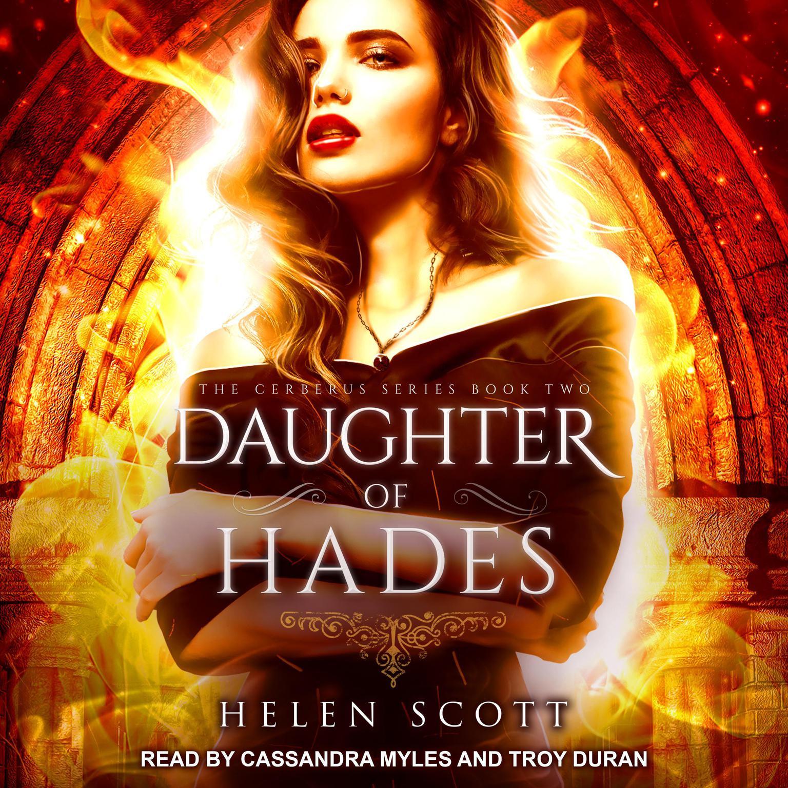 Daughter of Hades: A Reverse Harem Romance Audiobook, by Helen Scott